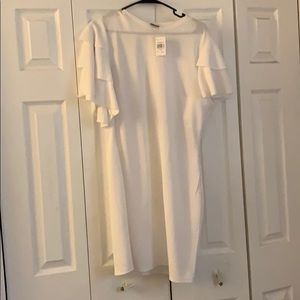 White Party Dress (Rainbow Dept Store)